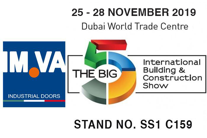25-28 November 2019, The Big 5, Dubai World Trade Centre
